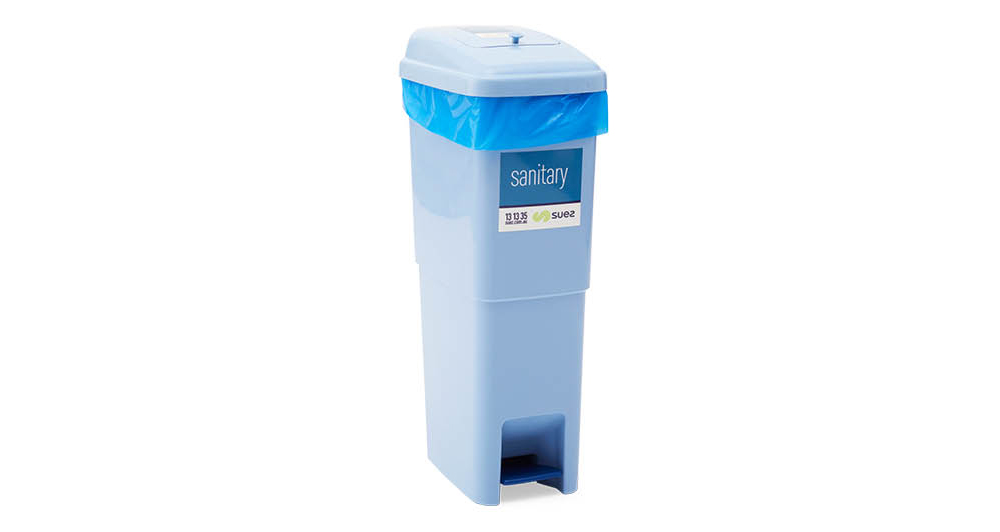 Sanitary waste