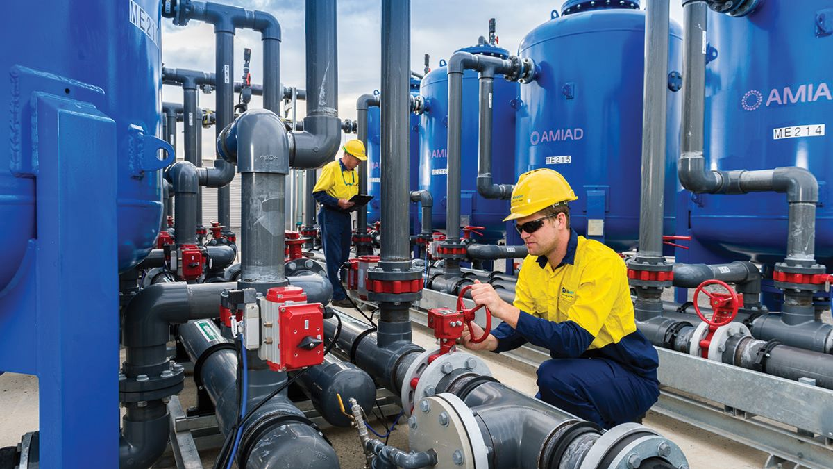 SUEZ biogas allwater glenelg