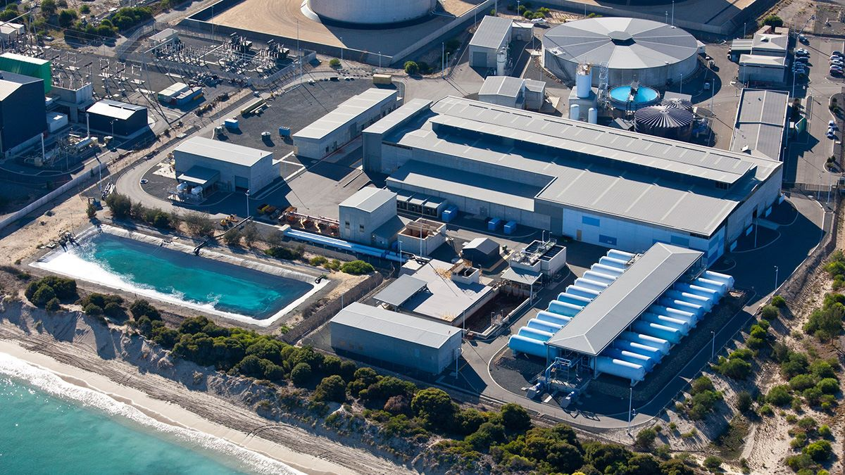 SUEZ perth desalination overview
