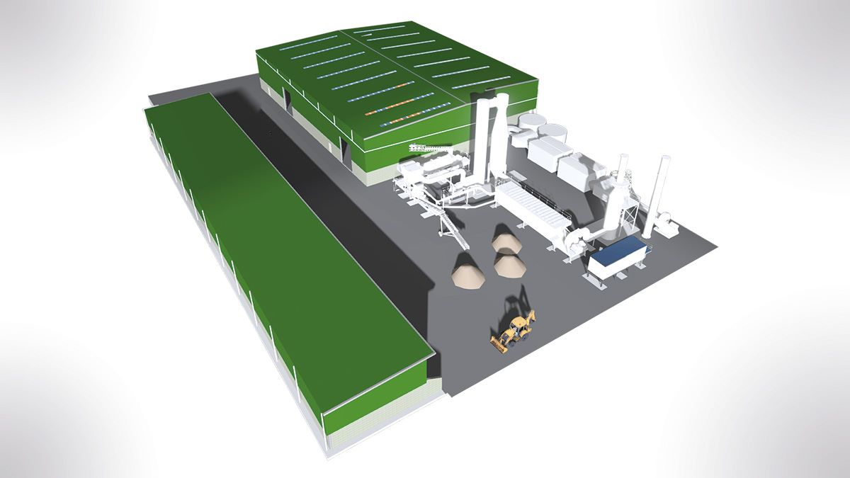 SUEZ ventia facility