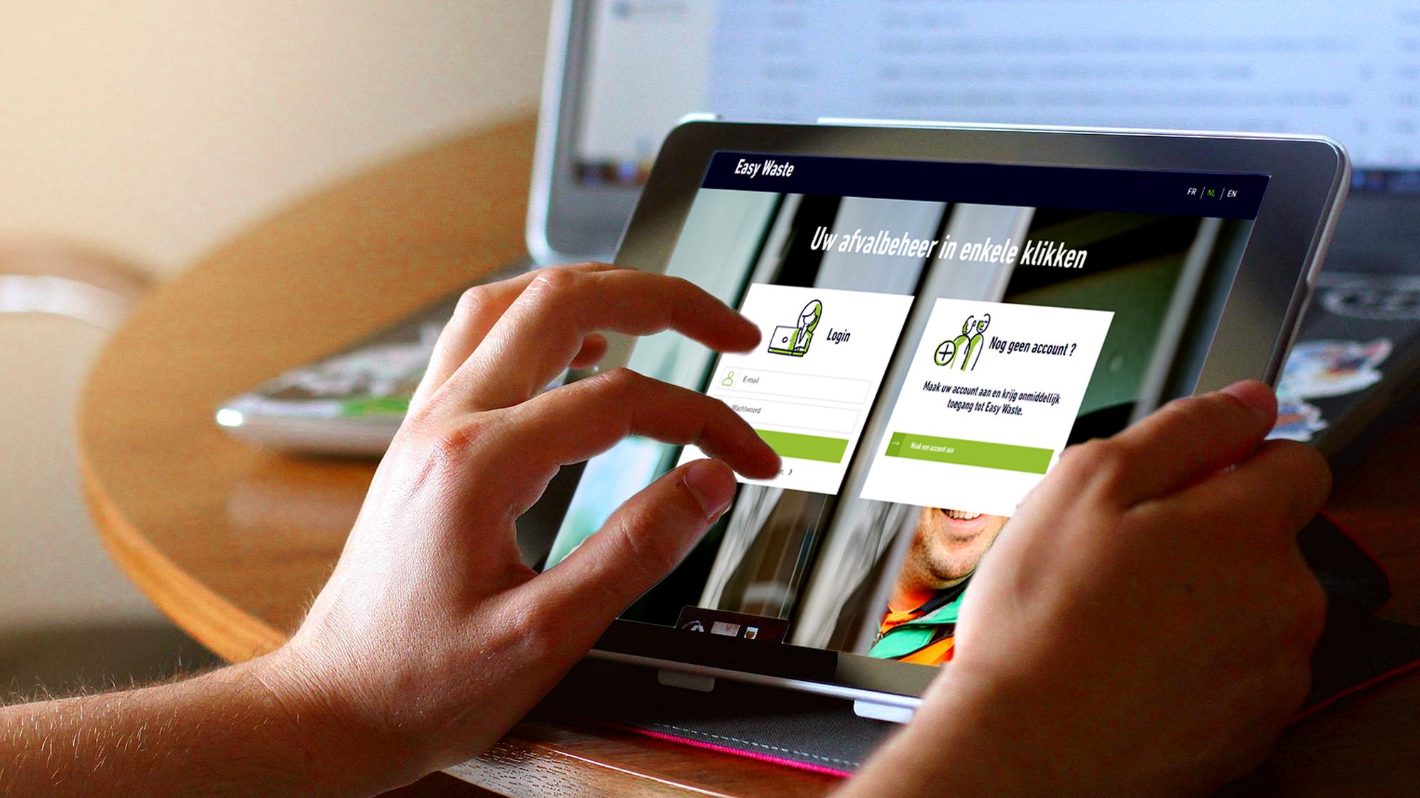 digitale tools voor een makkelijk afvalbeheer home