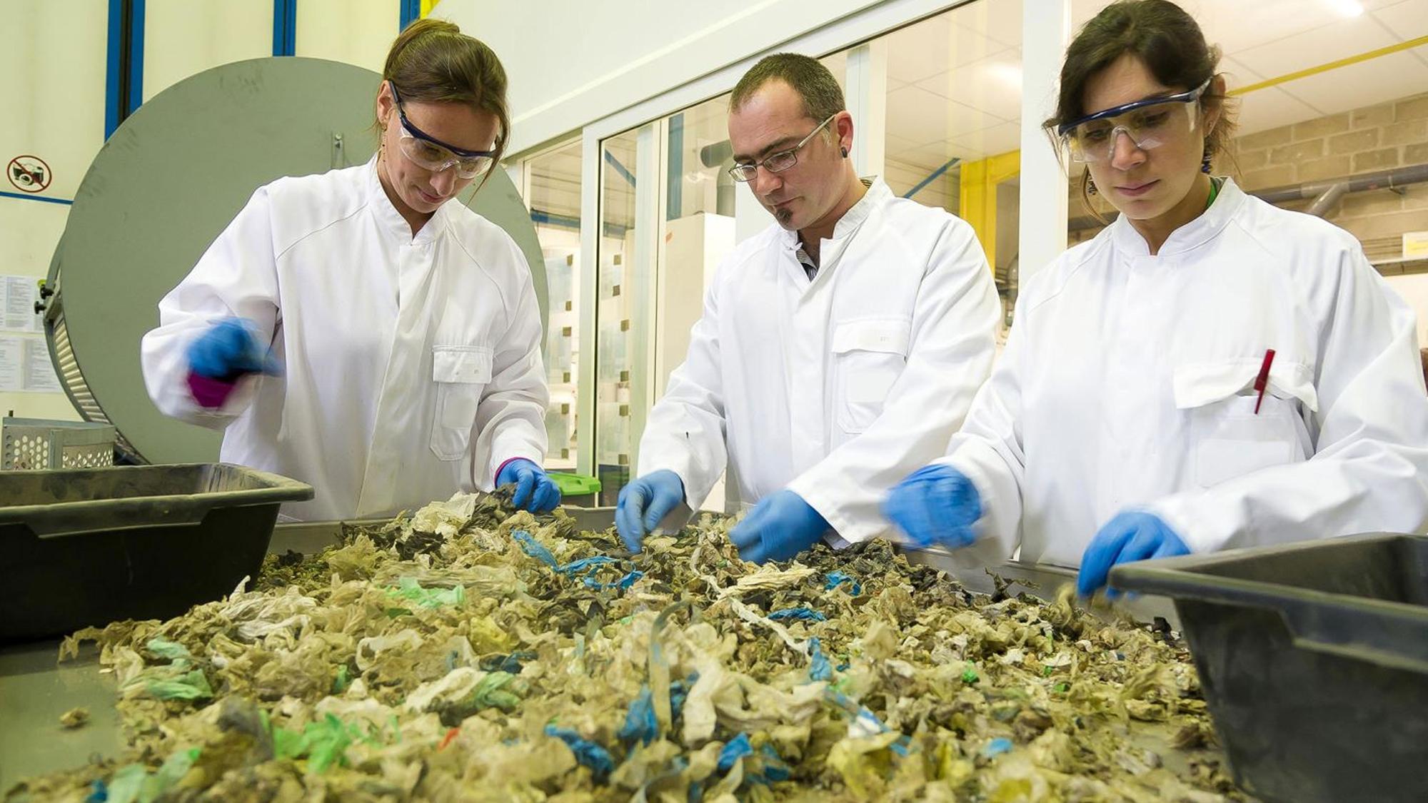 Gérer et valoriser les déchets