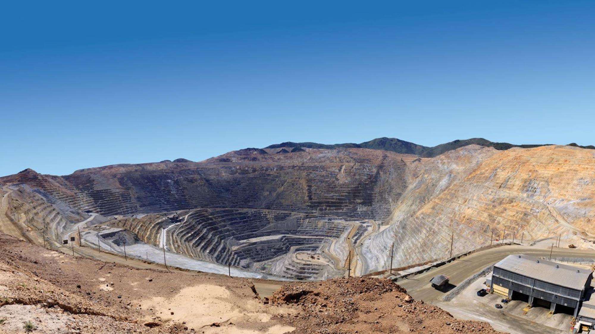 Mijnbouw en metallurgie