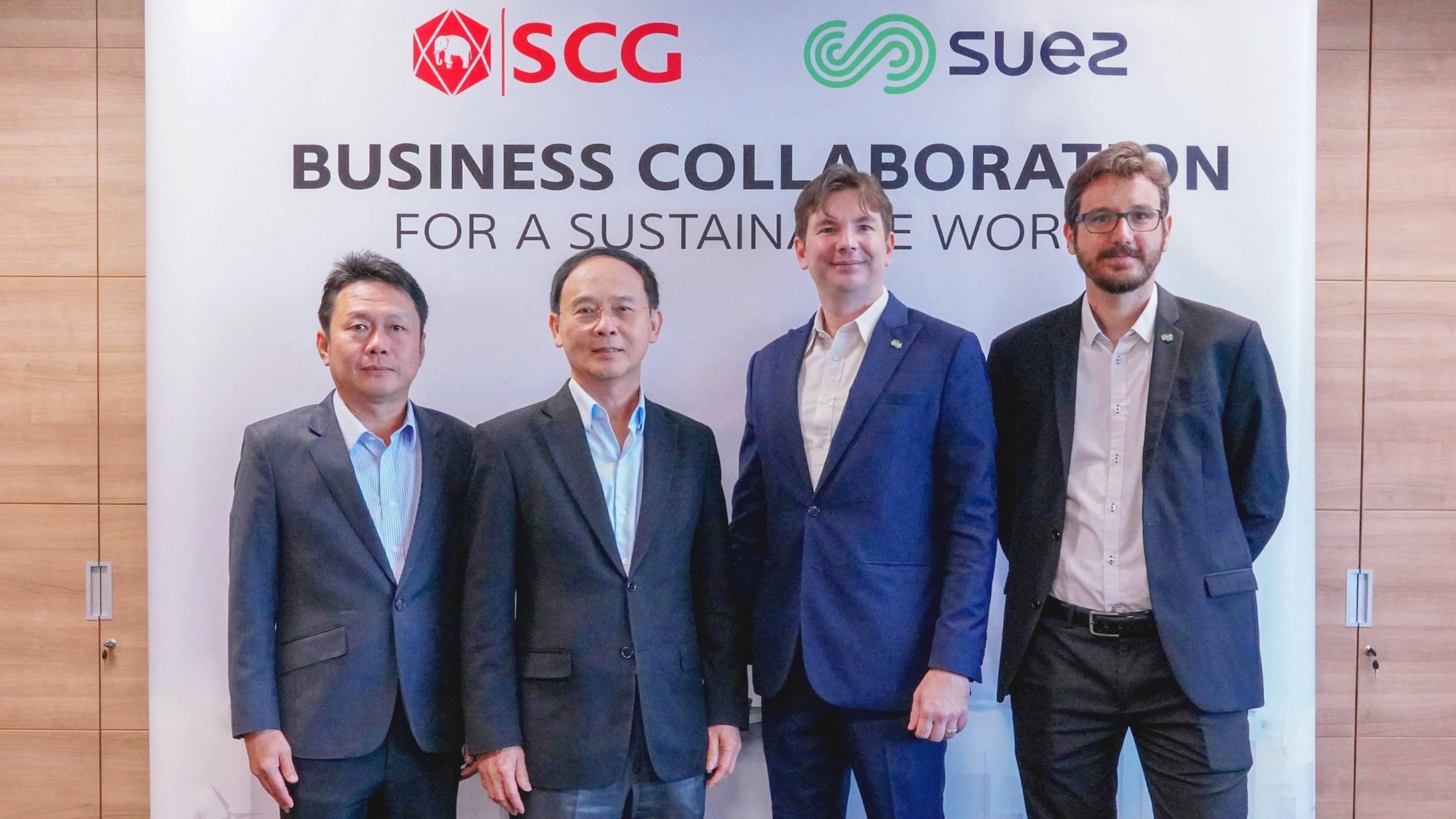 SUEZ teams up with SCG retouched
