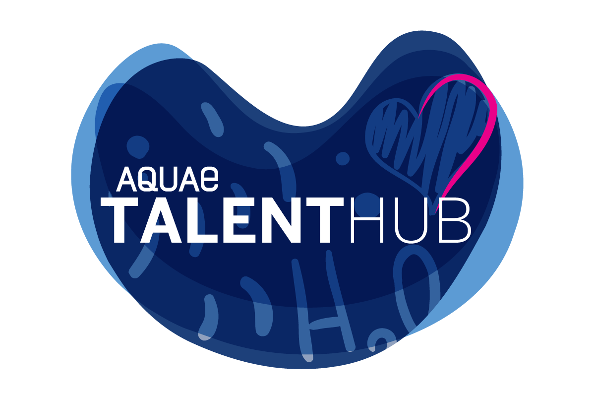 SUEZ Fundacion Aquae Talent Hub logo