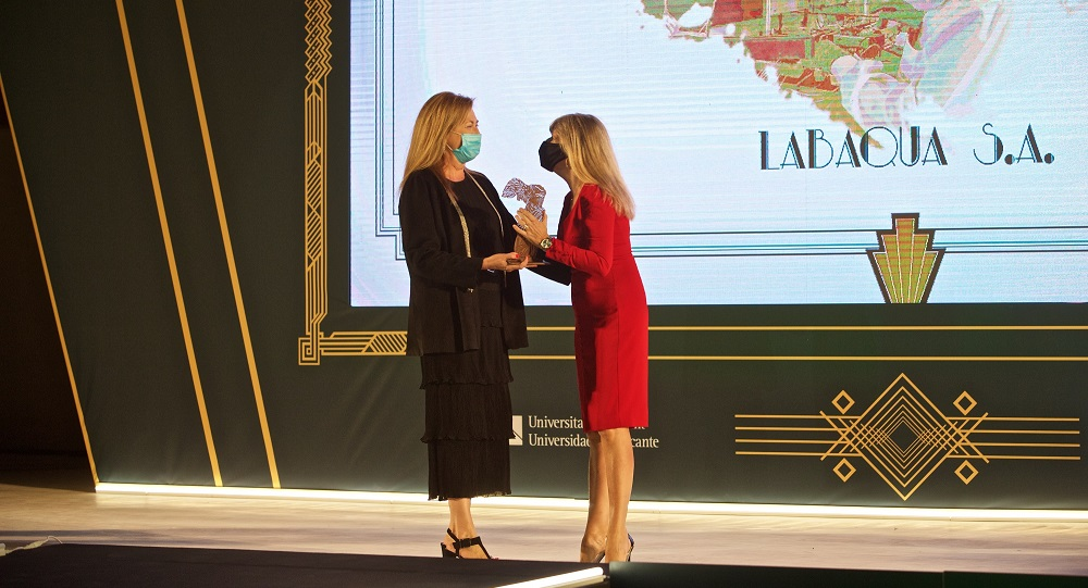 LABAQUA Premio Mecenazgo Investigacion 2
