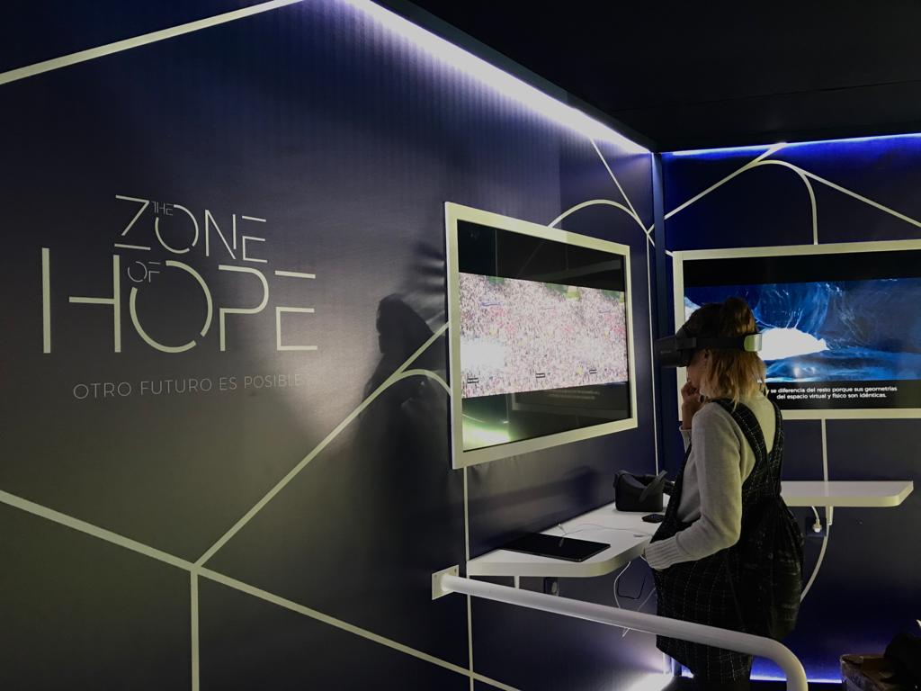 SUEZ COP25 Zone of Hope B