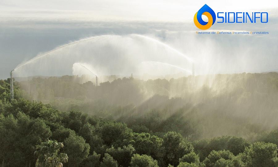 SUEZ Espana y Medi XXI GSA protegeran agua regenerada zonas pobladas de incendios forestales