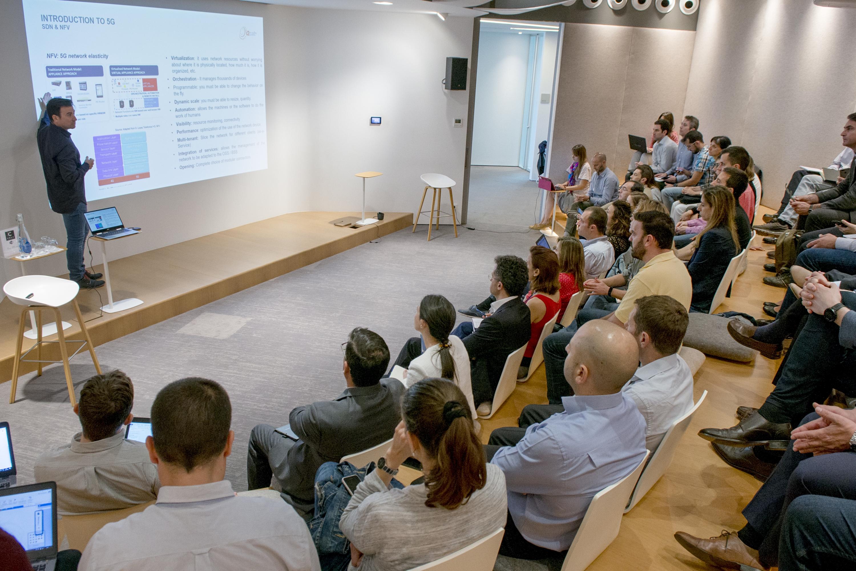 SUEZ explora red 5G desarrollar nuevas soluciones
