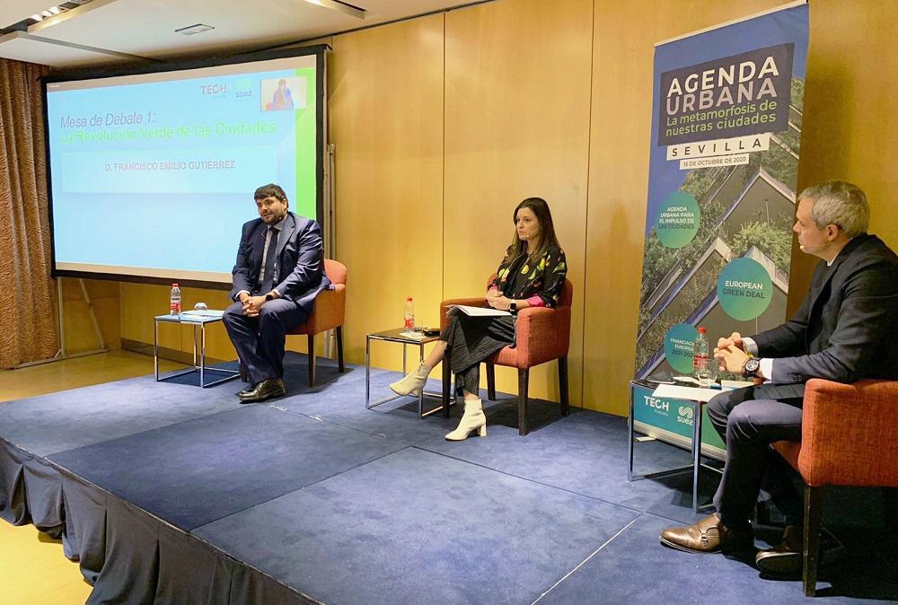 SUEZ jornada Agenda Urbana para ciudades