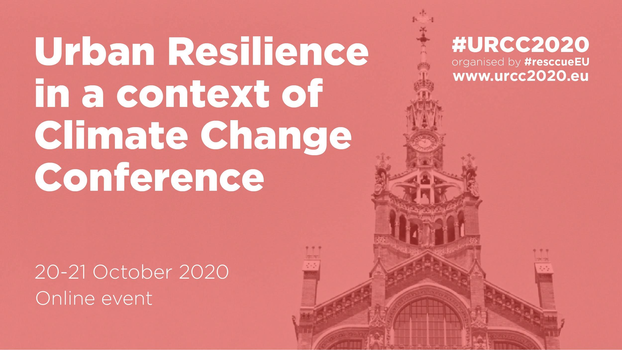SUEZ Noticia Urban resilience URCC Banner