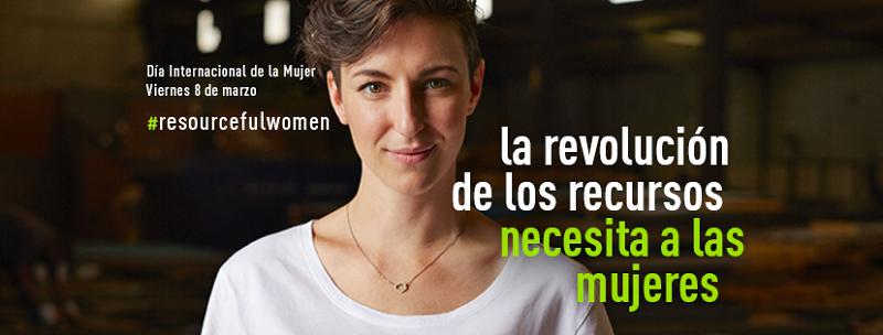 SUEZ Noticias La revolucin de los recursos necesita a las mujeres