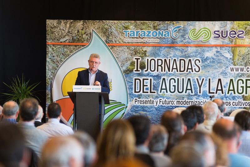 SUEZ Noticias SUEZ comparte claves agricultura moderna Jornadas Agua y Agricultura