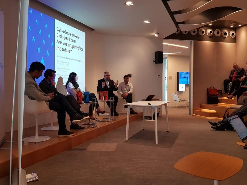 SUEZ reune sector pblico privado para debatir sobre ciberseguridad en e sector del agua