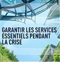 brochure garantir les services essentiels pdt crise Covid