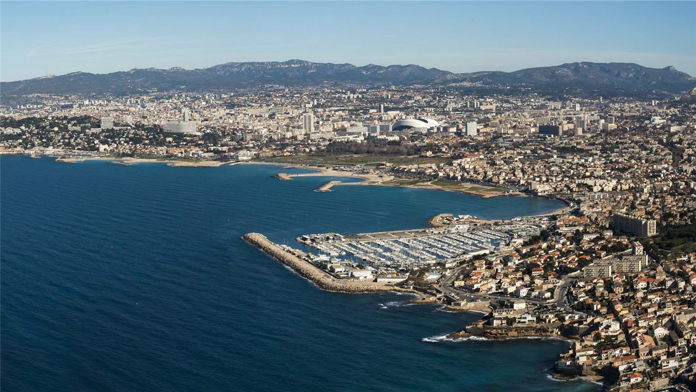 Marseille littoral