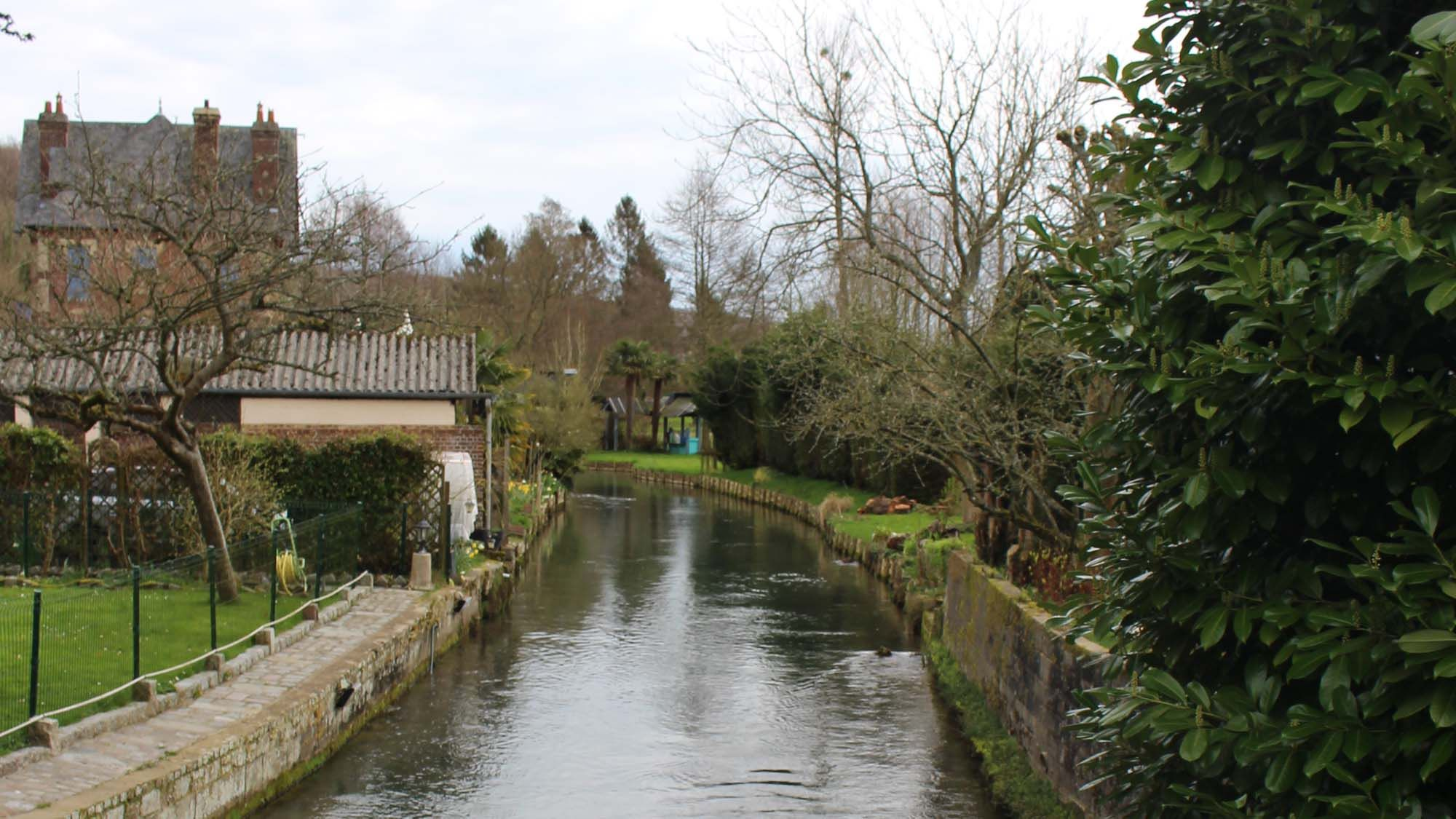 Sirene Riviere Normandie