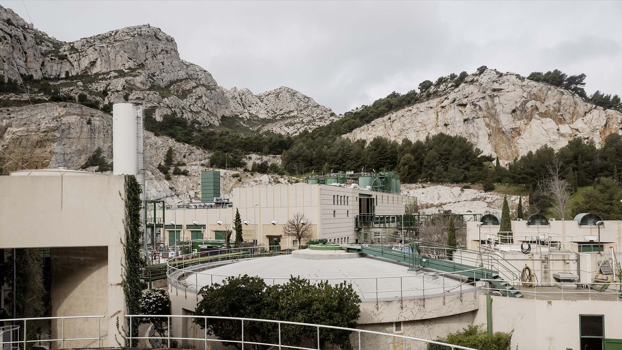 usine biomethane marseille