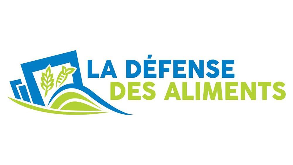 logo defense des aliments