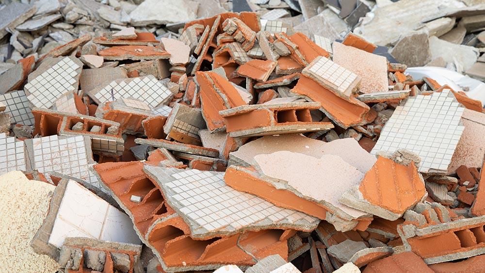 recyclage briques