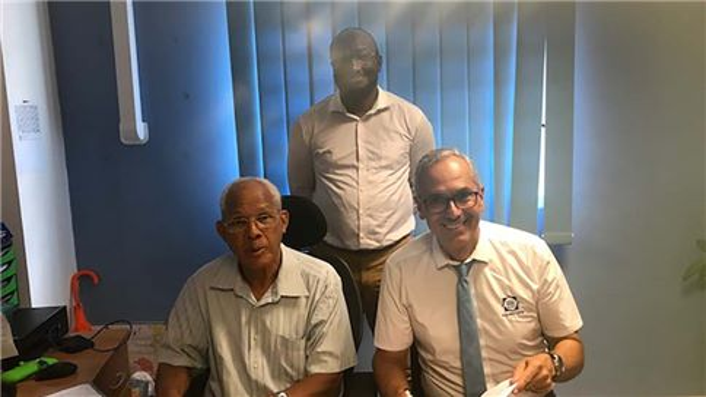 signature SME Martinique