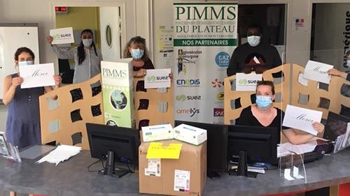 masque pimms