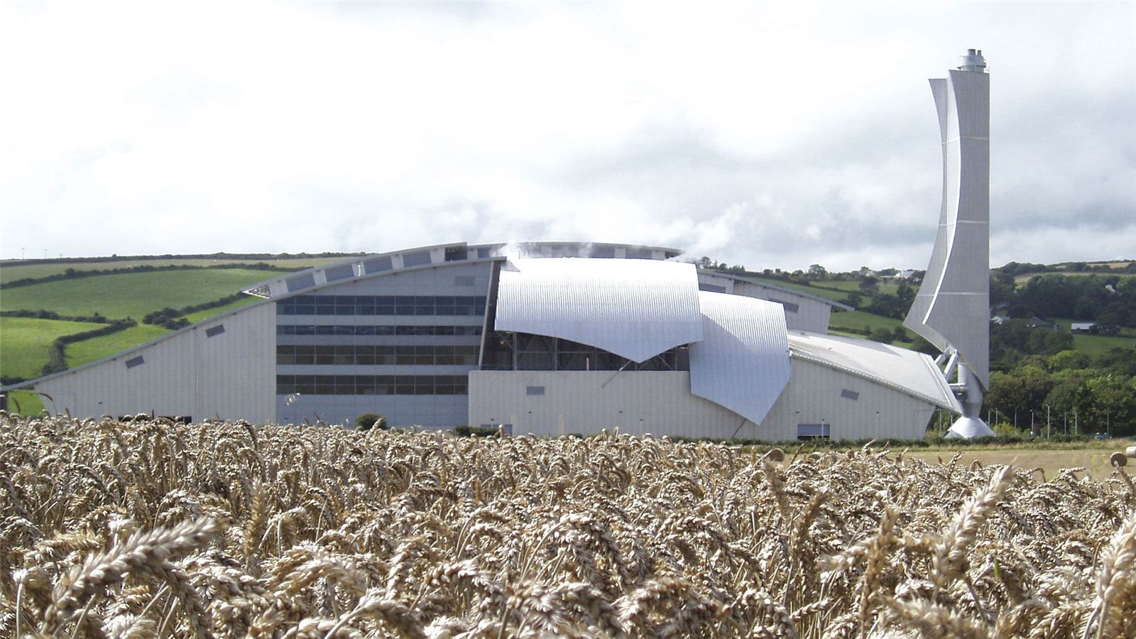 Isle of Man waste sorting and energy recovery