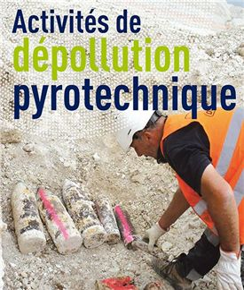 Activites depollution pyrotechnique 2017 SUEZ FR
