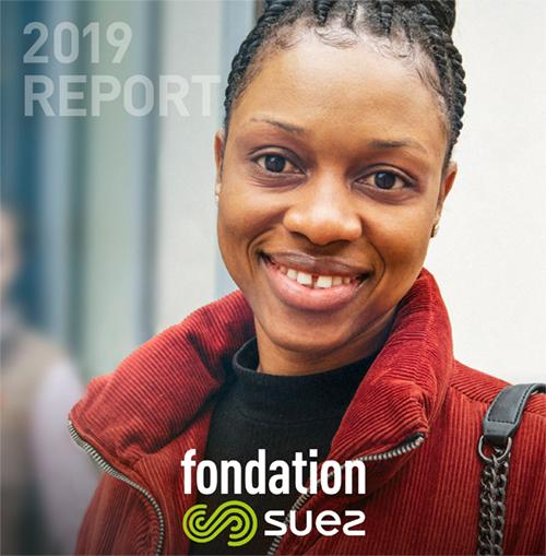 Annual report Fondation SUEZ 2019 EN