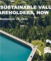 creating sustainable value shareholders 22 september 2020 thumbnail