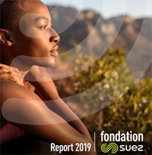 Fondation SUEZ Annual Report 2019 EN