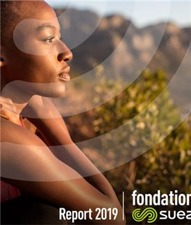 Fondation SUEZ Annual Report 2019 EN