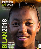 Fondation SUEZ bilan 2018 FR