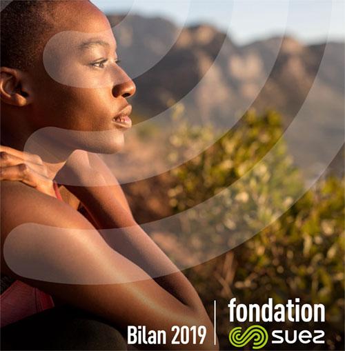 Fondation SUEZ Rapport annuel 2019 FR