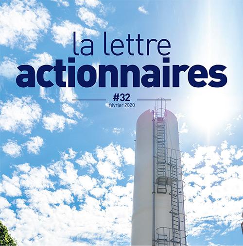 Lettre aux actionnaires Fevrier 2020 FR