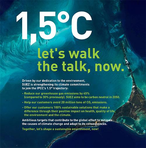 SUEZ COP25 Climate EN