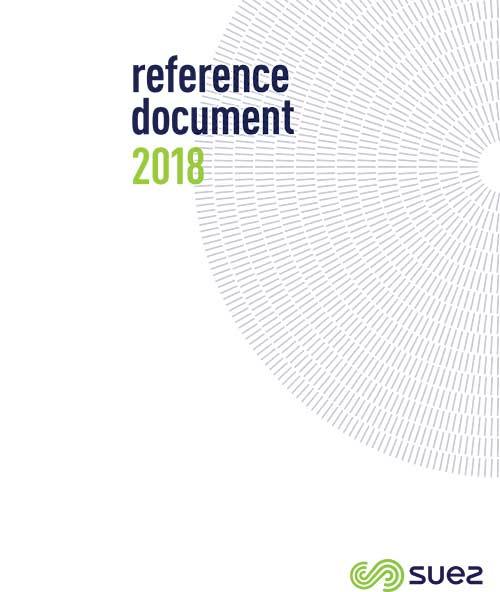 SUEZ Reference document 2018 EN