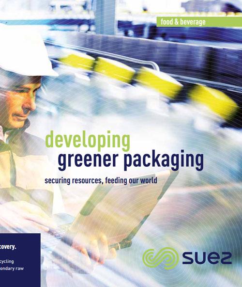 Vignette Food and Bev_Developing greener packaging