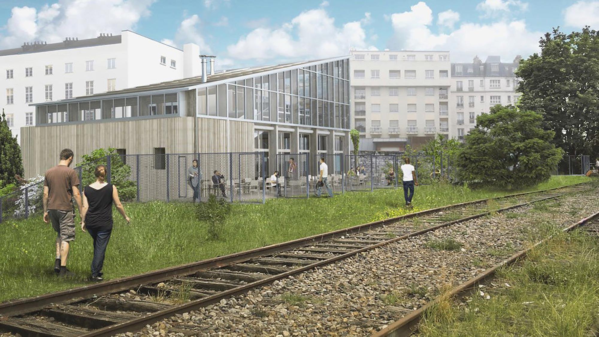 3D Ferme du Rail