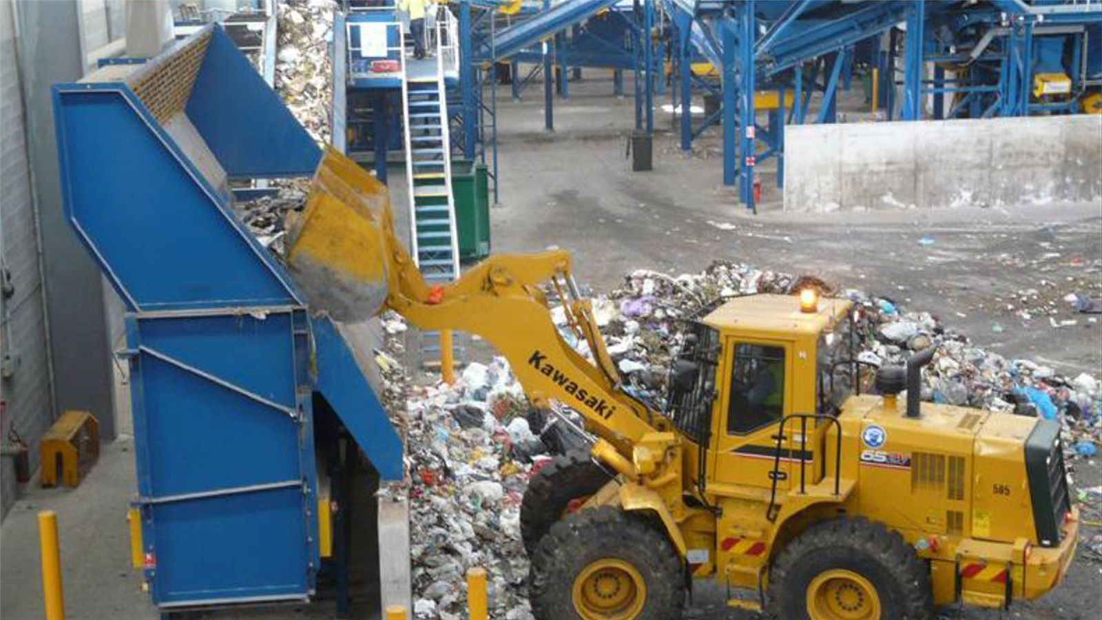 Transform your waste into high quality secondary raw