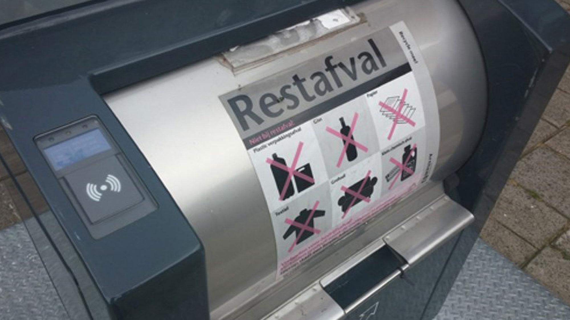 Arnhem反转废物收集