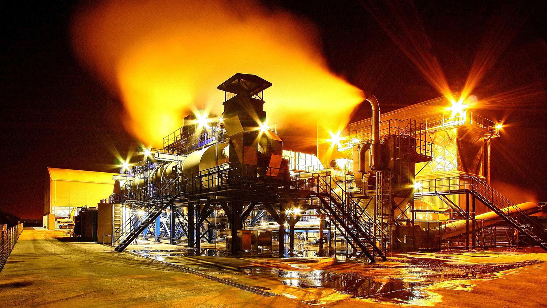 切斯特菲尔德的前焦化厂
