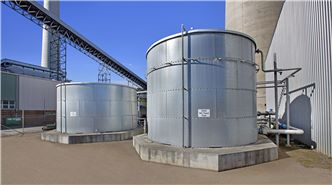 Delta Electricity Australia industrial wastewater recycling