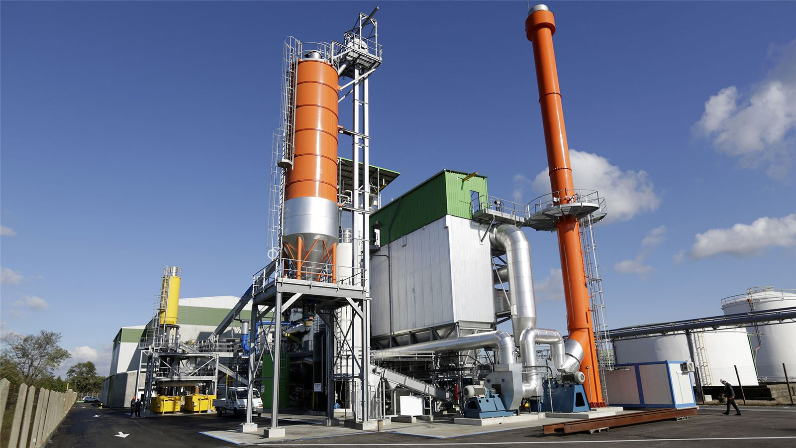 Robin roussillon chemical platform energy from waste