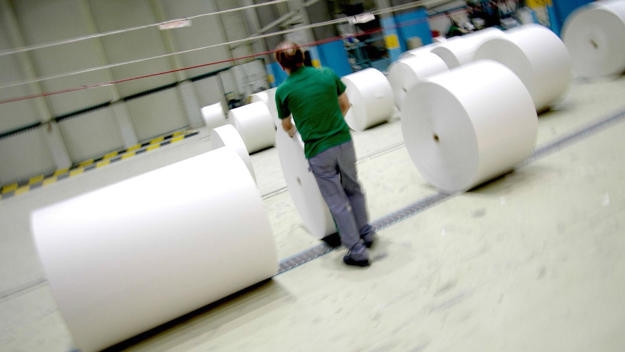 Smurfit Kappa造纸厂资源优化