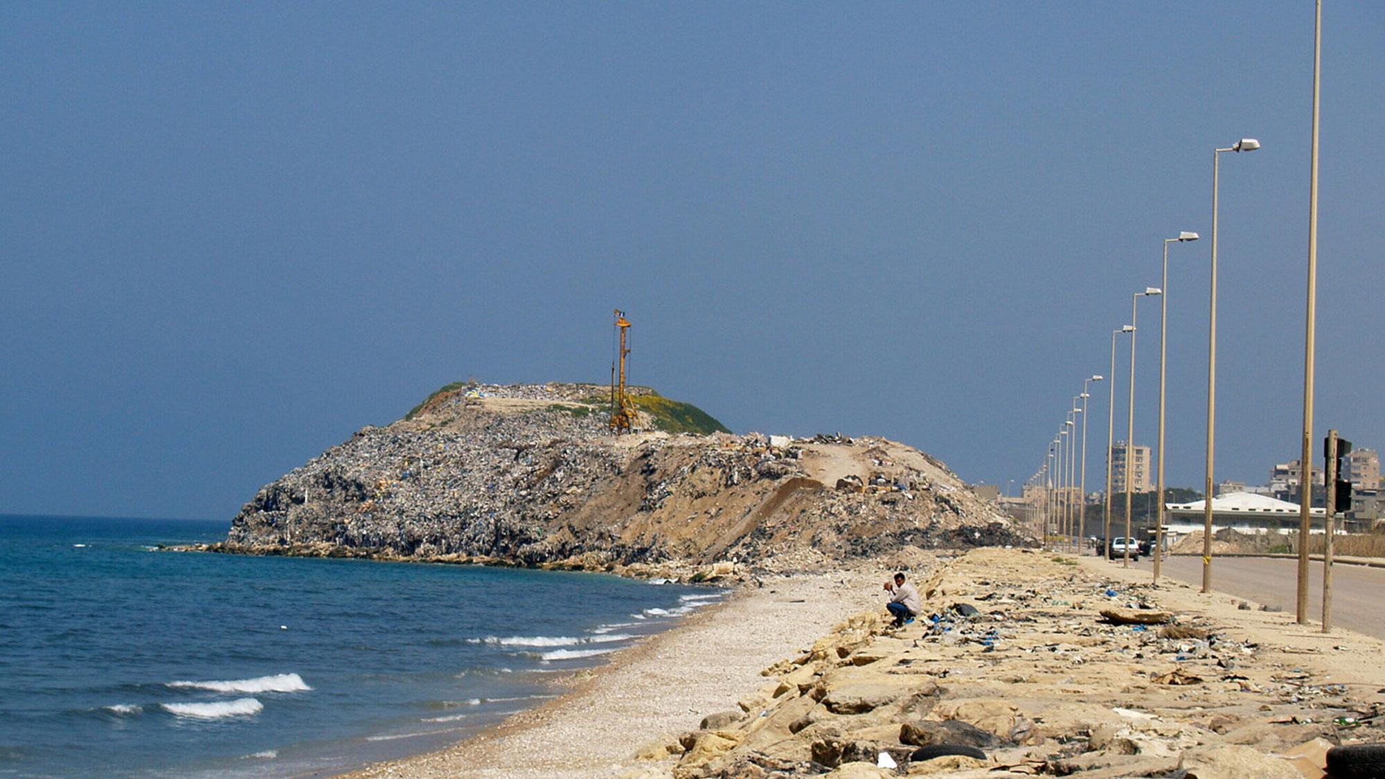 Sidon废物存储排序和回收