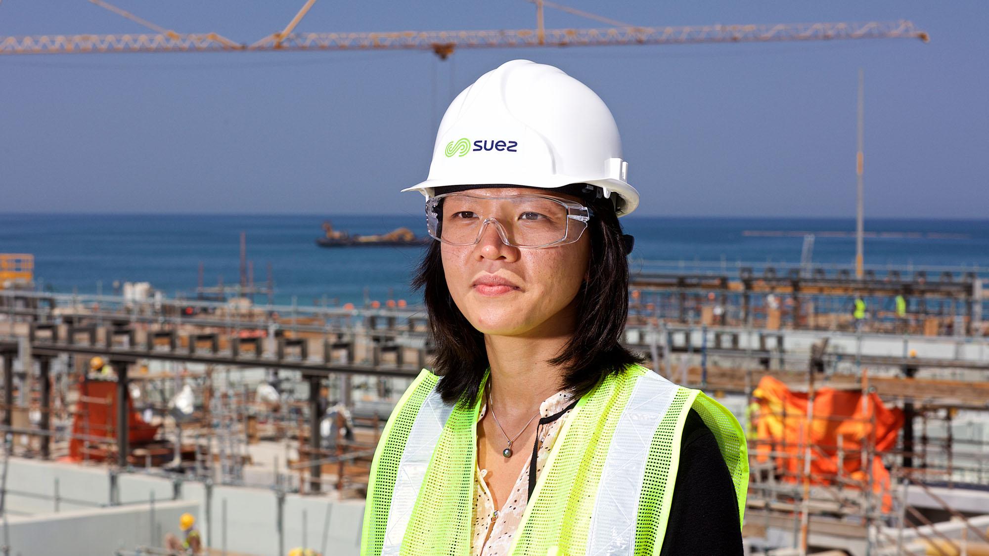 Desalination Plant Barka Oman SUEZ