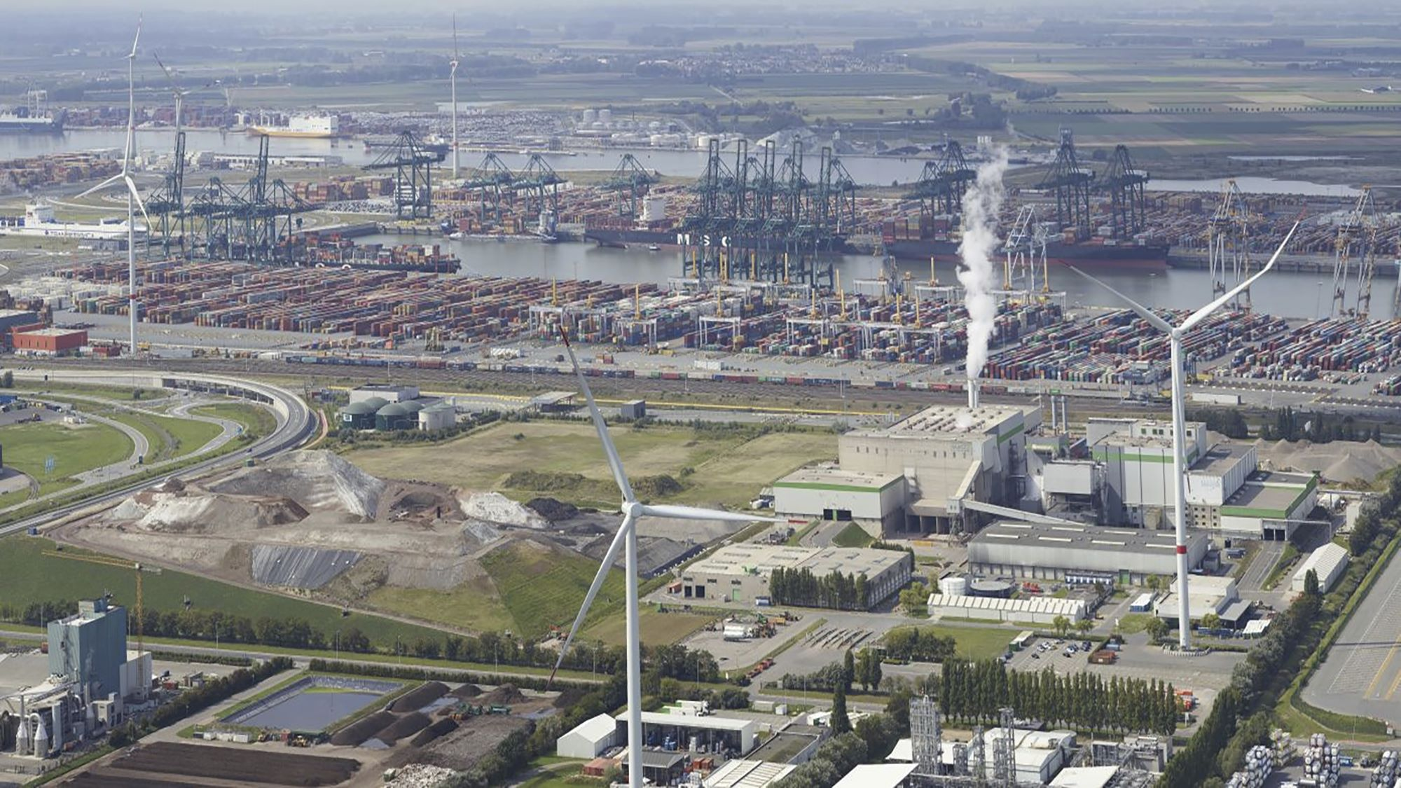 Doe lWaasland port Indaver