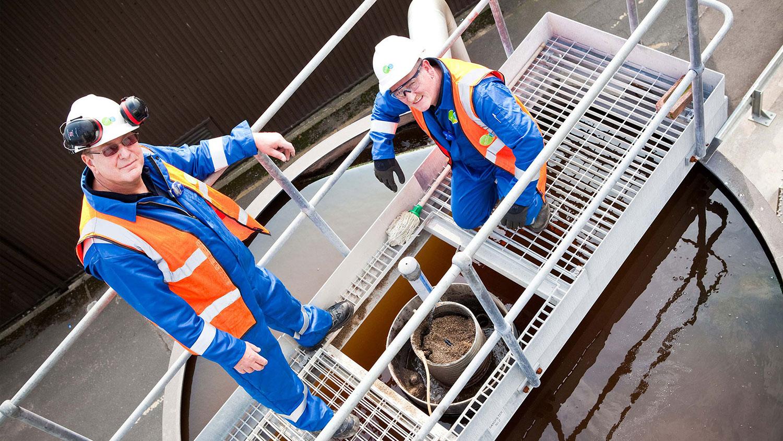 Industrial wastewater management