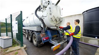 Ecoflow off-site industrial effluent treatment service